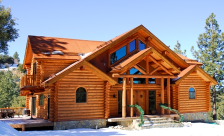 fotos de casas de maderas