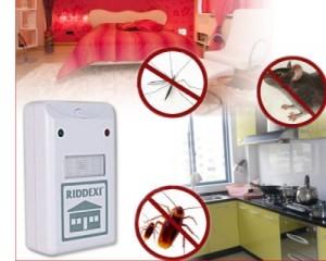 Repele Insectos y Roedores