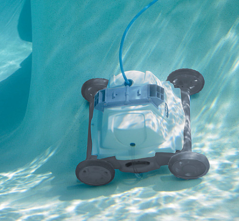 robot de limpieza para piscinas