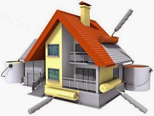 Consejos para pintar una casa de madera casas de madera hoy - Presupuestos para pintar una casa ...